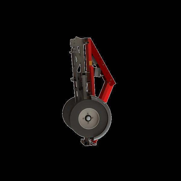 Moto Lt pliée debout-mini