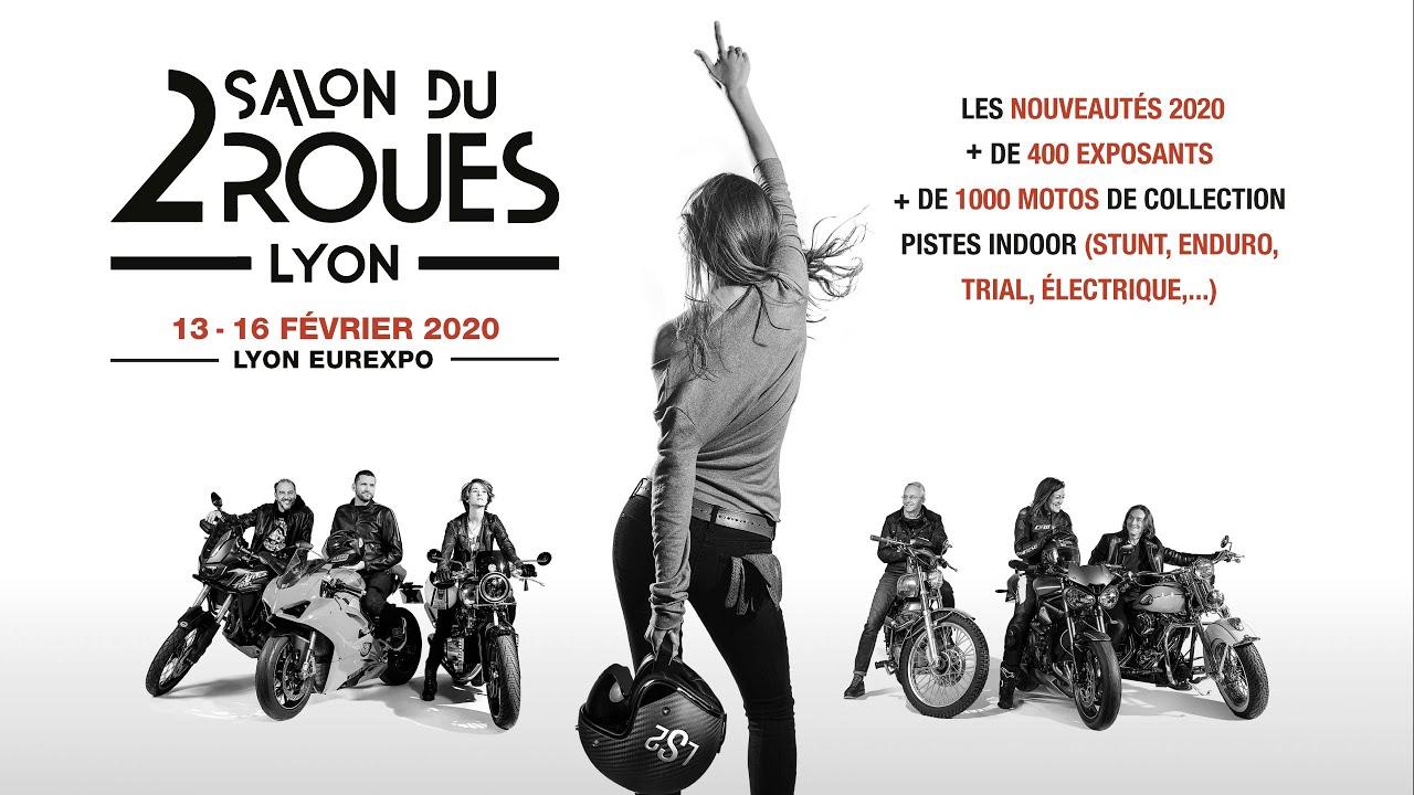 OZI Concept exposera au Salon du 2 roues Lyon 2020